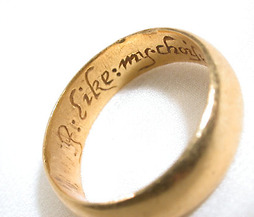 ideas for engraved rings love poems and inscriptions from old english promise rings - Wedding Ring Inscriptions