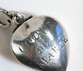 18th C. Sacred Heart Locket