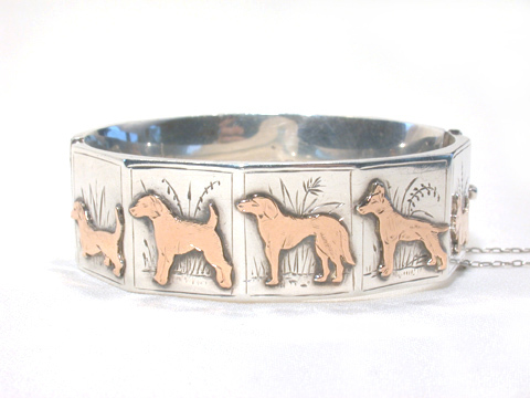Whimsy & Taste: Aesthetic Period Dog Bracelet