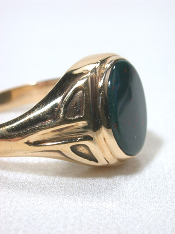 American Arts & Crafts Ring