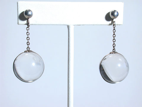 True Pools of Light Earrings
