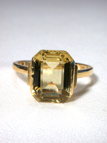 Wiwen Nilsson Modernist Ring