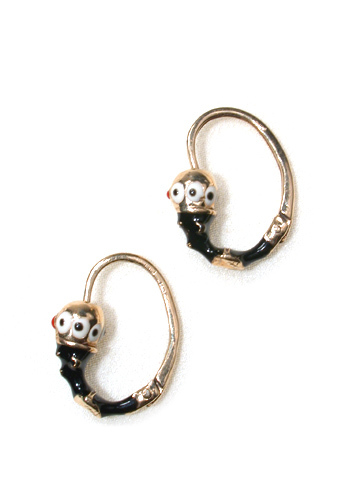 Venetian Dreams - Blackamoor Earrings