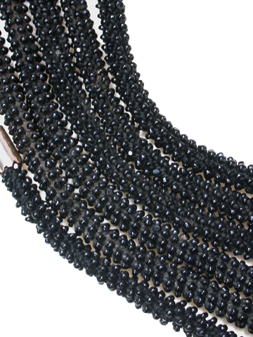 Long & Sexy -  Beaded Long Guard Chain
