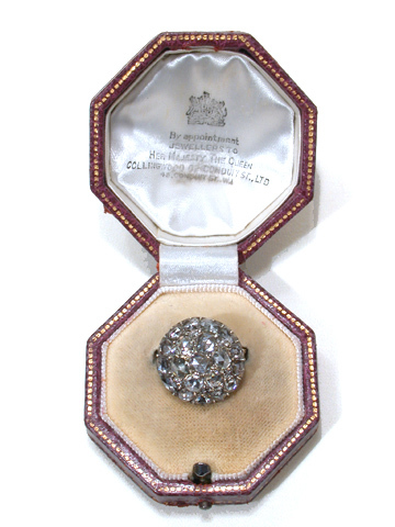 I've Got it All - 18th C. Antique Diamond Ring