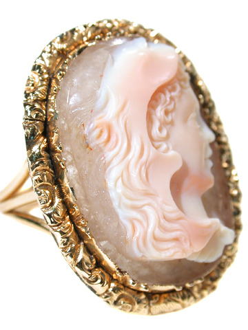 Ancient Hero: Cameo Ring of Hercules