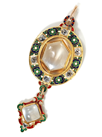 Hancocks of London - Hobeinesque Pendant