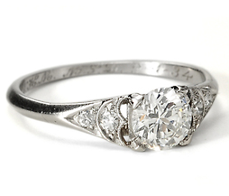 Arches of Individuality - Diamond Engagement Ring