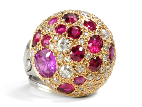 A Stately Pleasure Dome Ring