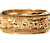 Gold Eternity Band of Continuous Promise