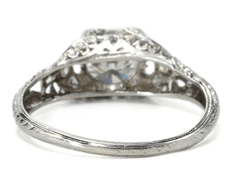 Dated 1935 Diamond Engagement Ring