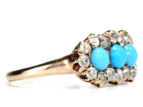 Buried Treasure: Antique Diamond Ring