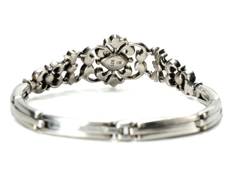 Twinkle Twinkle Antique Sterling  Bracelet