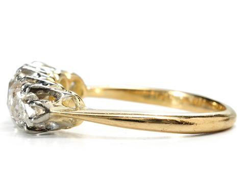 Antique Wonder: Edwardian Diamond Ring