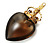 Mary Queen of Scots Heart Pendant