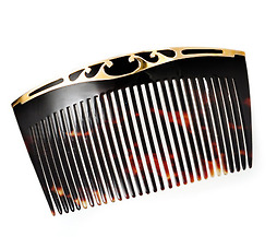 Murrle Bennett & Co. Arts & Crafts Hair Comb