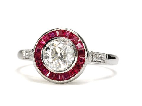 Tango in Gems: Ruby Target Ring