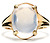 Moonlight in a 20th C. Moonstone Ring