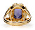 Magnificent! Color Shift Purple Sapphire, No Heat