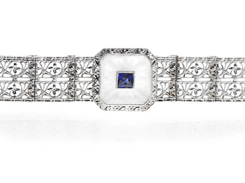 Sublime Art Deco Bracelet