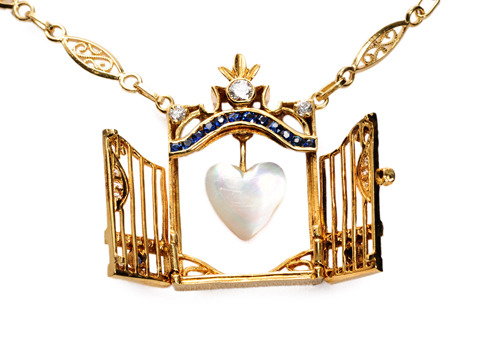 Gateway to My Heart Necklace