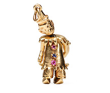 Articulated  Laughing Clown Charm