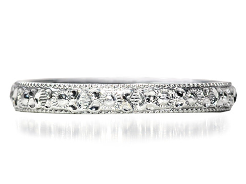 Perfect in the Round: Full Eternity Band