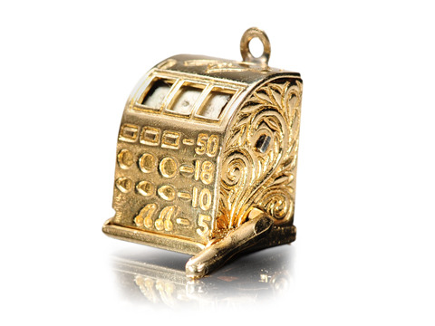 Luck Be a Lady: Slot Machine Charm