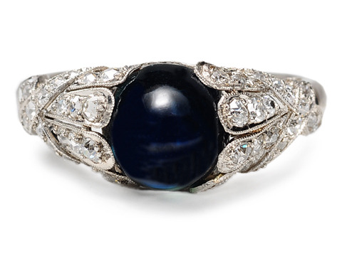 In the Mood - Changeable Sapphire Diamond Ring