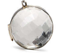 Edwardian Antique Prism Glass Locket