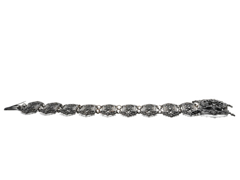 Superlative Berlin Iron Bracelet