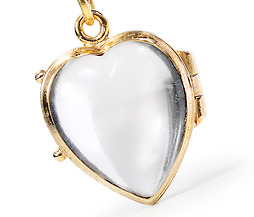 Heart of My Heart: Antique Locket