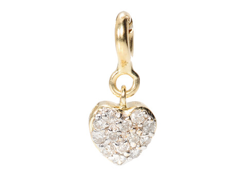 Heart of My Heart: Diamond Heart Charm