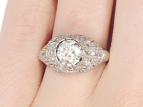Bliss & Beauty - Diamond Engagement Ring