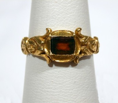 Exceptionally Rare Tudor Ring of Gold