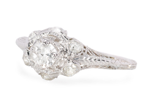 Truly Lovely Vintage Diamond Ring