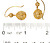 Detailed Archaeological Revival Earrings