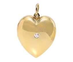 The Beating Heart Locket by Sloan & Co.