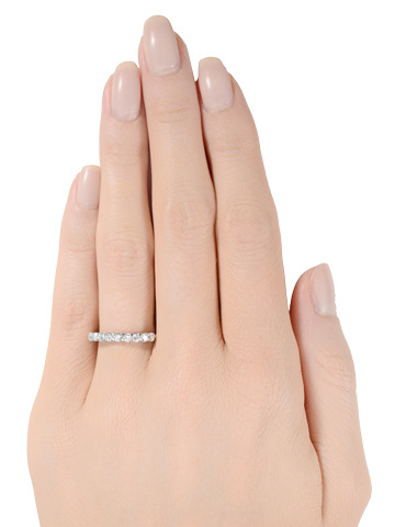 Bailey Banks & Biddle Eternity Ring