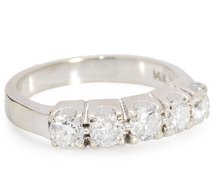 Sizzling Diamond Eternity Ring