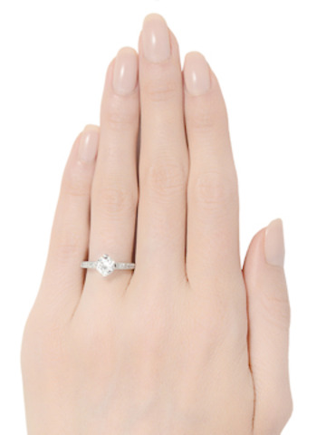 More Than Meets the Eye Diamond Ring