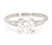 Dream a Little Dream - Diamond Ring of 1.4 C.