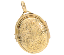 The Secret History - Four in One Locket