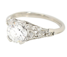 Ask Me Now - Sensational Diamond Engagement Ring