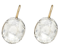 Enviable Georgian Solitaire Paste Earrings