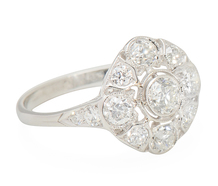 Artistry Abounds Sensational Diamond Ring