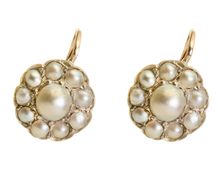 True to Nature - Natural Pearl Earrings
