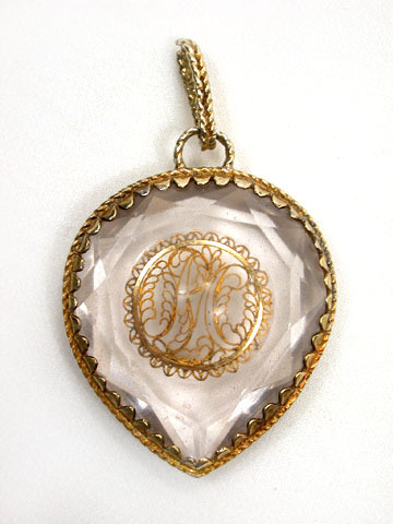 17th Century Cypher Mary Heart