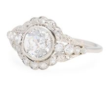 Ever Radiant  - 1.01 ct Diamond Platinum Ring