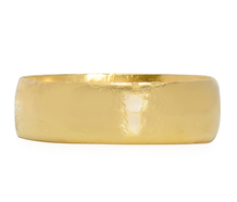 "Gold Poesy Ring ""CONTENV CONSTANT"""